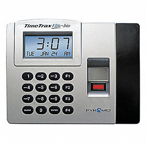 BIOMETRIC TIME CLOCK SYSTEM