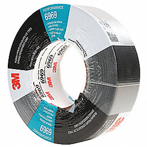 "2"" x 60 yd. Duct Tape, Black"
