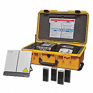 Portable Emergency Communications System, AC, DC, Generator or Integrated Rechargeable Battery (incl