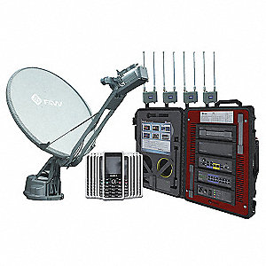 Large Scale Emergency Communications System, AC, DC, or Generator
