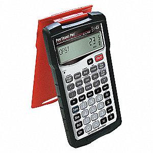 CALCULATOR PIPE TRADES PRO 4095