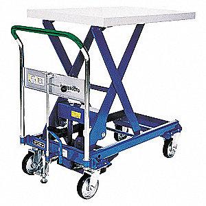 TRANSPORTER TABLE LIFT 1100 LB