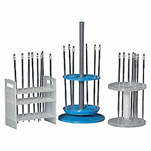 LABORATORY RACK PIPETTE 50 CAP