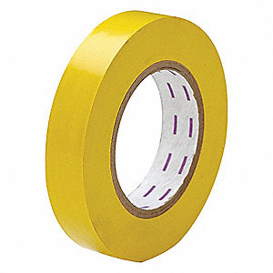 TAPE YLW SAFETY HAZARD 1IN X 180FT