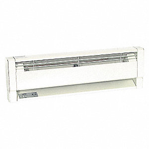 ELECTRIC HYDRONIC,1250W,120V,58IN