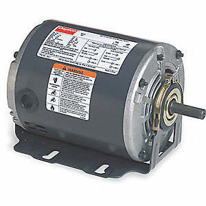 MOTOR 1/3 HP 60HZ BELT