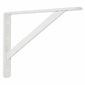 UTILITY SHELF BRCKT 12 LX8 IN H