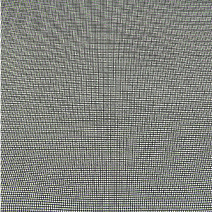 WIRE CLOTH SCREEN FIBERGLASS BLACK