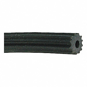 SCREEN SPLINE RUBBER GRAY L 1200 IN
