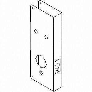 DOOR REINFORCER BACKSET 2 3/4 IN