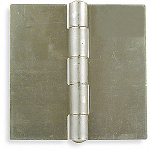 HINGE, SURFACE MOUNT, 4 X 4 IN