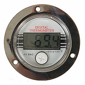 PANEL MOUNT THERMOMETER DIGITAL