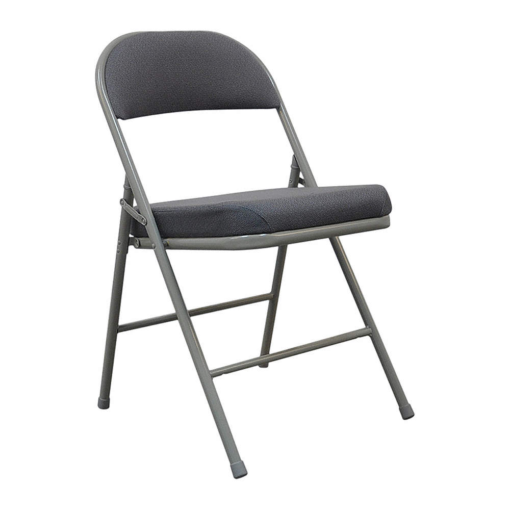 Grainger Approved Fabric Padded Folding Chair Folding And Stackable Chairs Ggm13v428 13v428 Grainger Canada