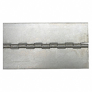HINGE,ALUMINUM ALLOY,5 FT. X 3 IN.