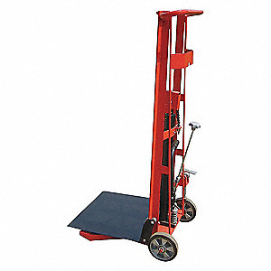 750 LB.STACKER 4 WHEEL