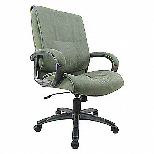 GRAINGER APPROVED HIGH BACK CHAIR