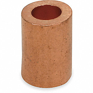 STOP SLEEVE COPPER 1/32 PK50