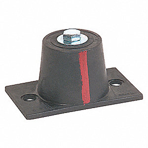 FLOOR MOUNT ISOLATOR