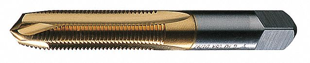 356602 GREENFIELD THREADING Tap,Spiral Point,#8-32,Plug
