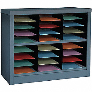 LITERATURE ORGANIZ H30 GRAY