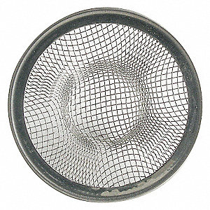 STRAINER MESH PIPE DIA 1-1/4IN