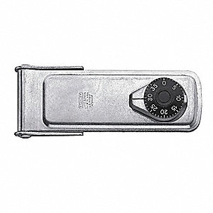HASP LOCKING COMBINATION 6IN