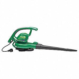 weed eater blower. handheld blower/vacuum,electric,355 cfm weed eater blower