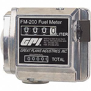 METER FUEL FM200L 1IN