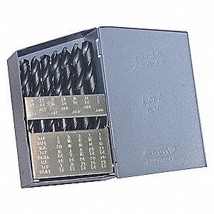 DRILL SET COBALT 550 1/16-3/8X64