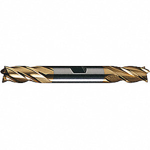 "END MILL, HSS, 5/16""X3/8""X3/4""X3-1/2"""