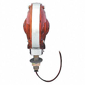 LAMP PEDESTAL DIE CAST CHROME