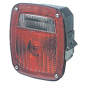 LAMP LED RED LH