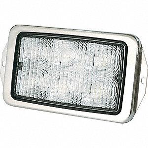 MINI FLUSH MOUNT LED WORK LAMP