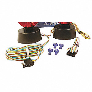 LAMP LED MAGNETIC TOWING