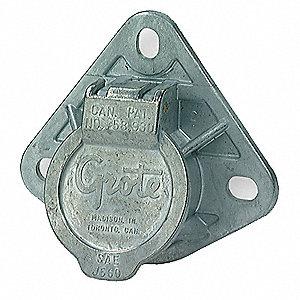 7 POLE SPLIT PIN