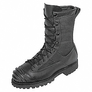 BOOT 8 LACEUP/QUAD CERT TECH RESC