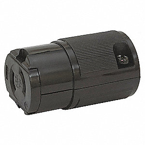 CONNECTOR MIDGET 15A 125V
