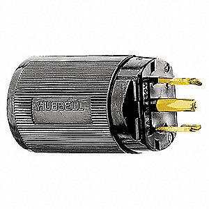 PLUGMIDGETWIST15A125 - 250V