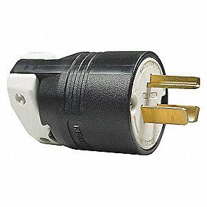 PLUG STRBLADE 30A 125 250V