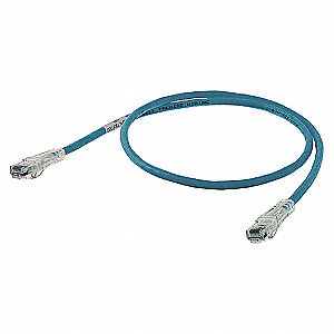 P-CORD SPEEDGAIN CAT5E SLIM BL 3FT