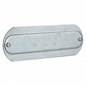 BOX OUTLET COVER BOX 1IN