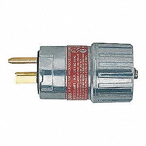 PLUG X-PROOF 15A125V 2P3W