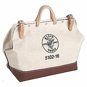 TOOL BAG CANVAS 24IN