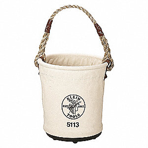 BUCKET #6 CANVAS TAPERED-WALL SWVL