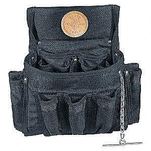 TOOL POUCH ELECTRICIANS 19 POCKET