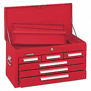 26 6DR CHEST RED