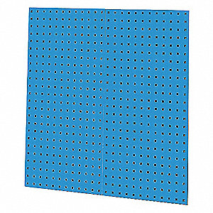 TWO PANEL SET18 X 36 BLUE