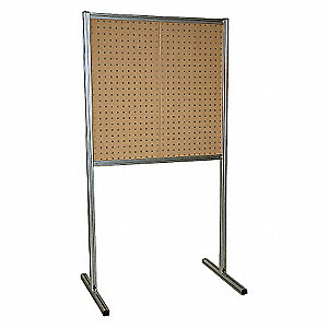 2-PANEL TOOLBOARD STAND TAN