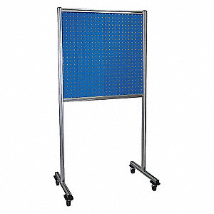 2-PANEL TOOLBOARD STAND BLUE