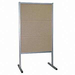3-PANEL TOOLBOARD STAND TAN